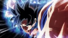 If Ultra Instinct Goku INT gets a dokkan awakening this NEEDS to