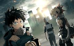 Boku no Hero Academia Sh to Izuku