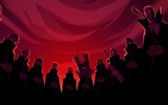 akatsuki backgrounds
