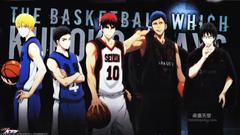 Kuroko No Basket Kagami Taiga Kuroko Tetsuya Anime Anime Boys