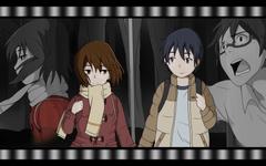Anime ERASED Boku Dake Ga Inai Machi Kayo Hinazuki Satoru Fujinuma