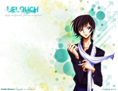 Lelouch Lamperouge Wallpapers by anna