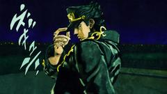 Jotaro Kujo HD Wallpapers