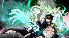 JoJo s Bizarre Adventure Kujo Jotaro HD Wallpapers Backgrounds