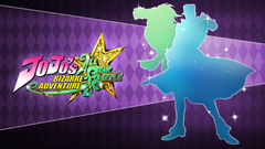 Jojo s Bizarre Adventure All Star Battle Jotaro Kujo Platinum