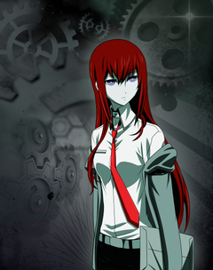 Steins Gate Makise Kurisu