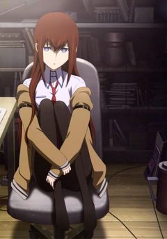 Makise Kurisu Steins Gate Anime Girls Wallpapers HD Desktop and