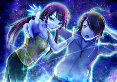 Koyomi Araragi And Hitagi Senjougahara HD Desktop Wallpapers 26309