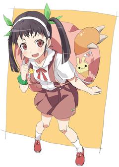 Hachikuji Mayoi