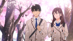 Emotional Anime Film I want to eat your pancreas Debuts in U S Theaters