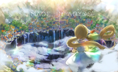 Athah Anime Made In Abyss Made in Abyss Riko 13 19 inches Wall