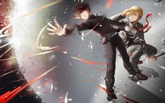 Wallpapers anime Mob Psycho 100 Kageyama Shigeo Arataka Reigen
