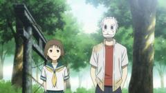 Gin takegawa hotaru hotarubi no mori e anime