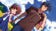 Clannad Okazaki Tomoya Ushio Okazaki Wallpapers HD Desktop and