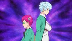Saiki and Kaidou