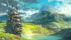Howl s Moving Castle HD Wallpapers