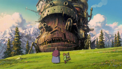 HOWL S MOVING CASTLE Gets the SHOUT FACTORY Treatment Blu