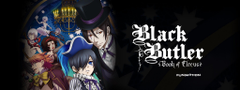 Watch Black Butler Book of Circus Online