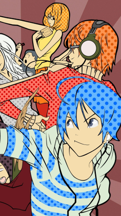 Wallpapers 1080x1920 Bakuman Nizuma eiji Art Pencil