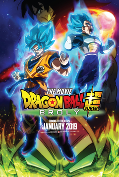 Dragon Ball Super Broly Release Date Announced by Funimation Films