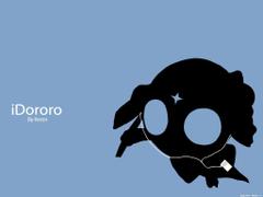 Ipod meets Dororo by SadCharlotte