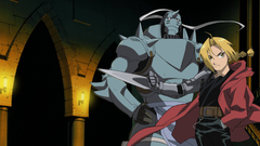 Fullmetal Alchemist Brotherhood Desktop Wallpapers HD