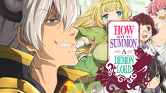 How NOT to Summon a Demon Lord HD Wallpapers