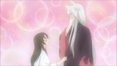 Momozono Nanami and Tomoe kamisama hajimemashita kako