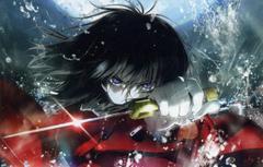 Wallpapers dagger hatred Kara no Kyoukai the garden of sinners