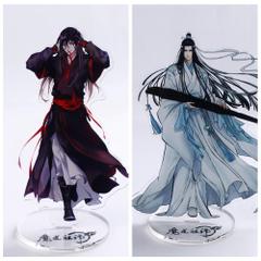 Anime Mo Dao Zu Shi Wei WuXian Lan WangJi Cosplay Acrylic Stand