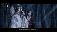 That random Cornetto ad