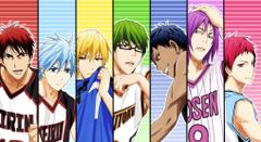 Kuroko s Basketball To Have 3 Compilation Films