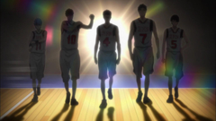 Kuroko s Basketball Season 2 Ep 1 Enter the Gay I mean fray