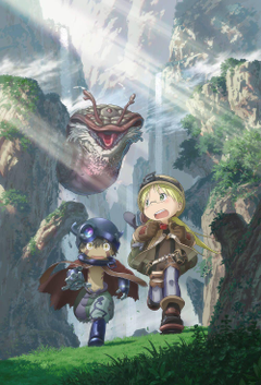 Promotional Video Key Visuals and Main Cast of Made in Abyss