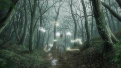 Mushishi Zoku Shou Episode 1 The Words of the Gleaming Sake