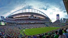 SEATTLE SOUNDERS soccer