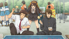 The Melancholy Of Haruhi Suzumiya HD Wallpapers