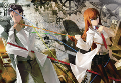 Steins Gate Rintarou Okabe wallpapers