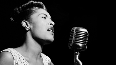 Billie Holiday Once upon a screen