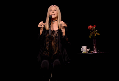 Barbra Streisand Returns to the New York Concert Stage