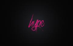 black Pink Minimalism Typography DeviantArt Wallpapers HD