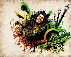 Wallpapers For Rasta Bob Marley Wallpapers