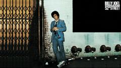 Billy Joel Album Cover Wallpapers