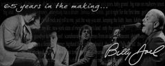 Billy Joel Evolutional Poster