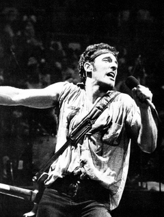 Bruce Springsteen Born To Run Wallpapers