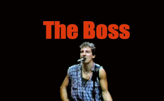 Bruce Springsteen Singer Boss Wallpapers and Picture