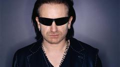 HD Bono Wallpapers HdCoolWallpapers Com