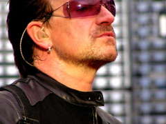 Bono Breaks His Silence on Why He Wears His Trademark Sunglasses