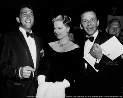 Rat Pack Research for a shoot