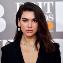 Wallpapers Dua Lipa photo 4K Celebrities